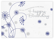 Gentle Wish Birthday Cards